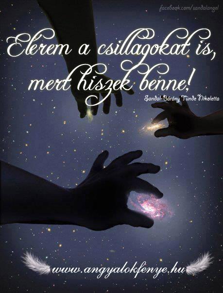Tudatvarázs: Elérem a csillagokat - angyalokfénye