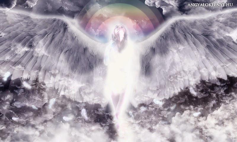 A stressz kezelése angyalokkal