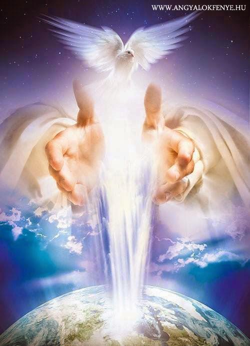 Photo of Isten üzente: Áramoljatok együtt a kilélegzéssel és a belélegzéssel