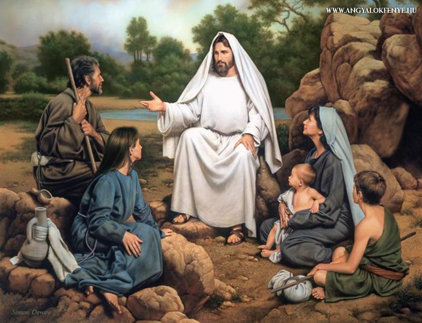Photo of Jézus tanításai: A Krisztusi út szemben az anti-krisztusi úttal