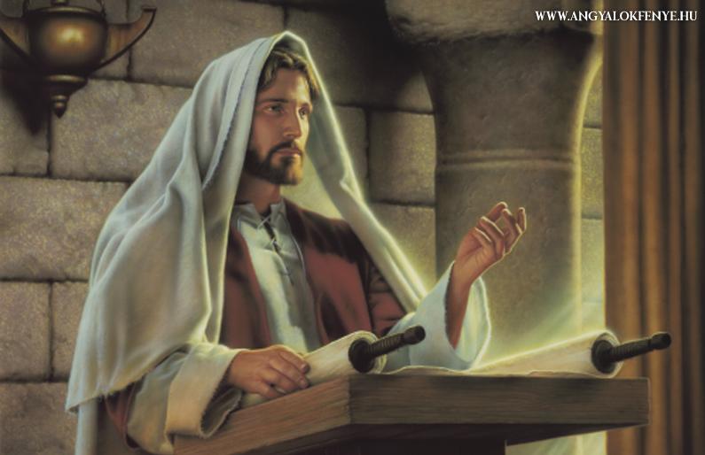 Photo of Jézus tanításai: Az Egyetemes Krisztusság korának elindítása miatt érkeztem