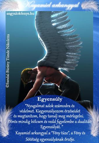 Photo of Kayamiel arkangyal üzenete: Hitedből merítsd az erőt