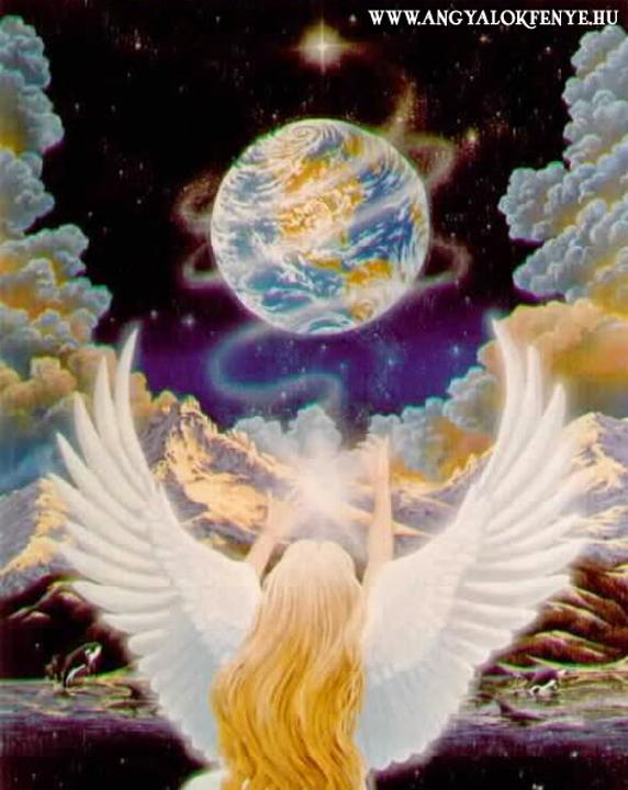 Photo of Még ha nem is érzékeled az angyalokat, akkor is ott állnak melletted