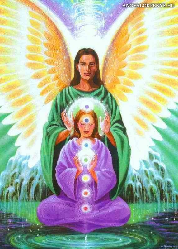 Photo of Mások gyógyítása angyalokkal