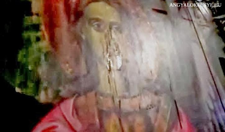 Photo of Mihály arkangyal ikonja könnyezni kezdett Rhodoszban