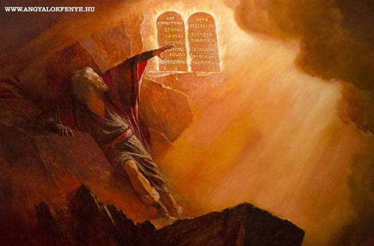 Photo of Isten üzenete: Tízparancsolat