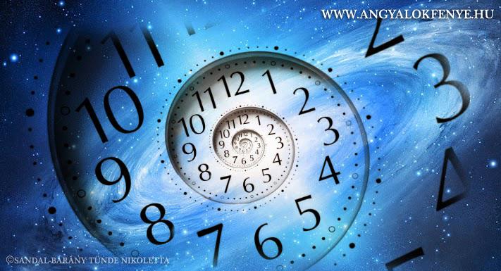 Photo of Isten üzenete: Csak a MOST létezik, az örökkévaló pillanat