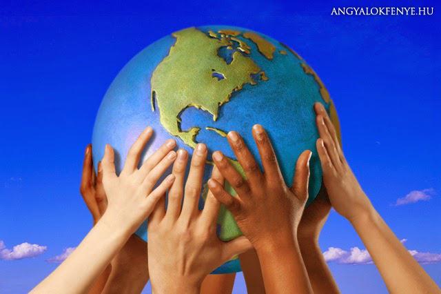 Photo of Világima a Föld városainak és országodnak, közösségednek karmikus megtisztításáért