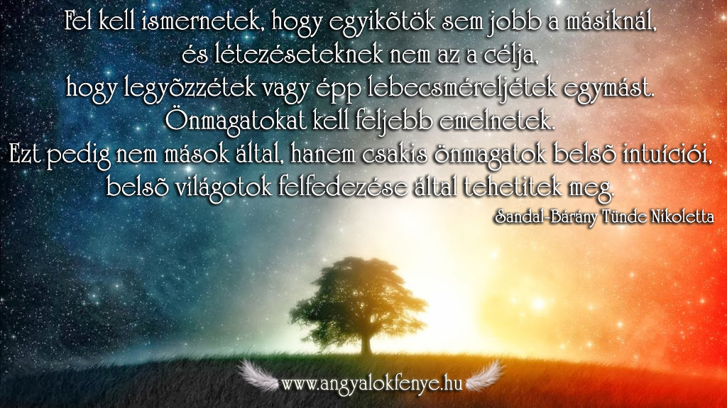 Photo of Angyali üzenet: Belső világotok felfedezése