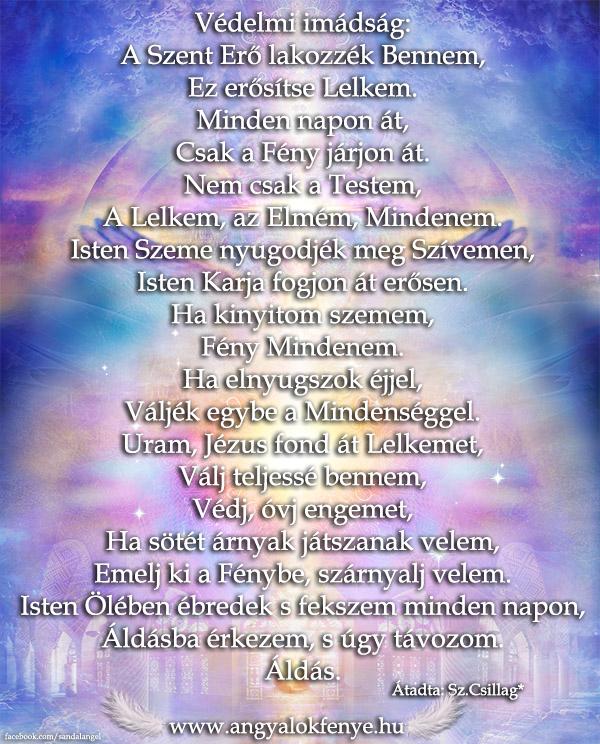 Photo of Védelmező imádság