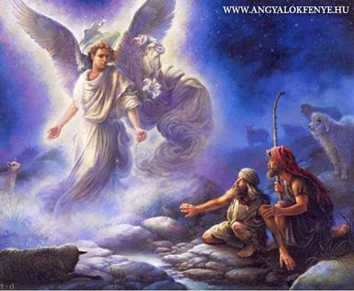 Advent angyalai