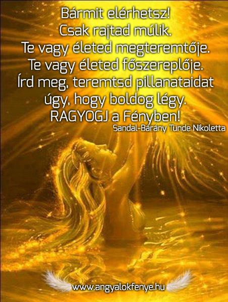 Photo of Angyali üzenet: Ragyogj a Fényben!