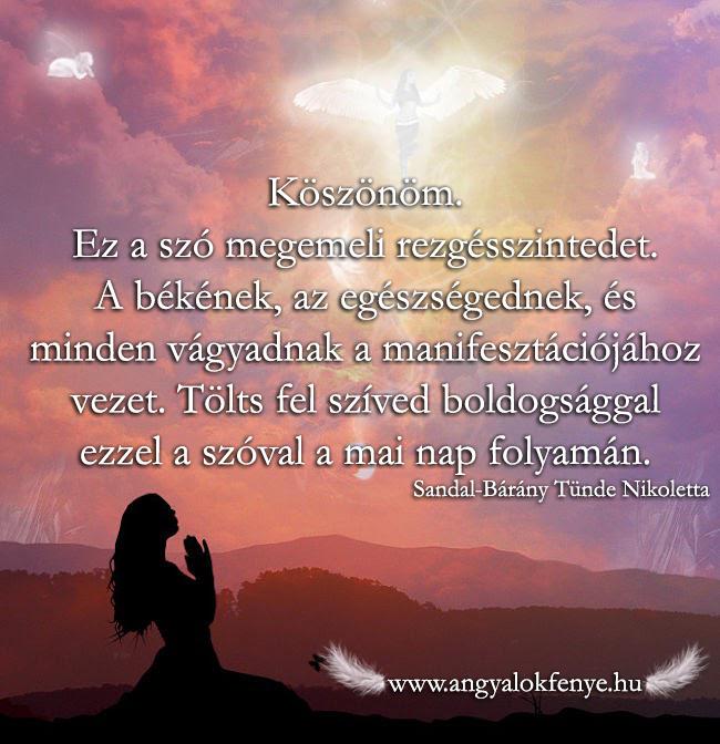 Photo of Angyali üzenet: Minden vágyad manifesztációja