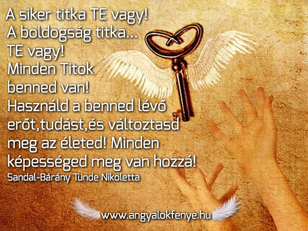 Photo of Angyali üzenet: Minden Titok benned van!