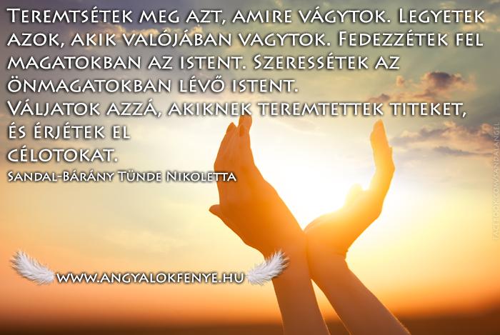 Photo of Angyali üzenet: Fedezzétek fel magatokban az Istent