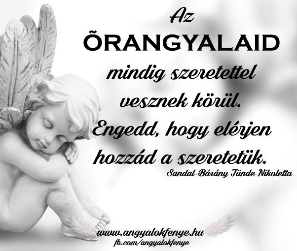 Photo of Angyali üzenet: Őrangyalaid szeretete