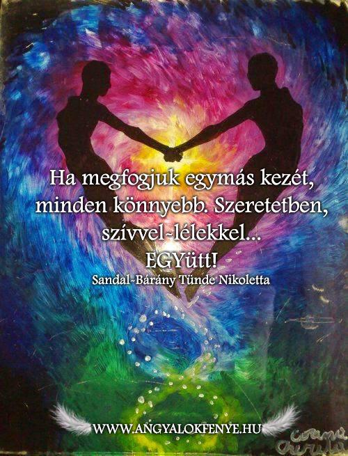 Photo of Angyali üzenet: Ha megfogjuk egymás kezét