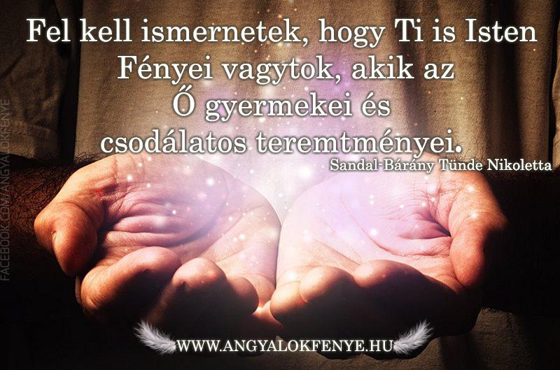 Photo of Angyali üzenet: Isten Fényei