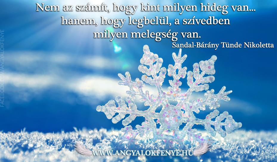 Photo of Angyali üzenet: Nem számít a hideg