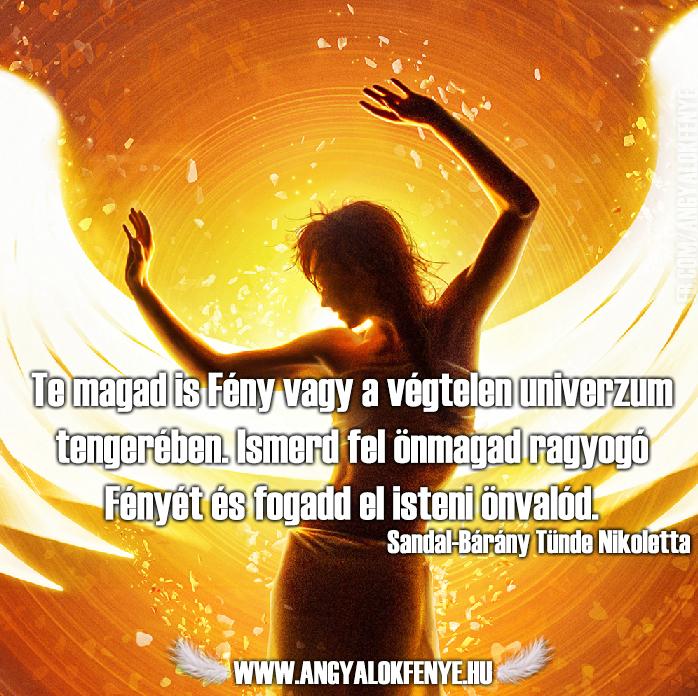 Photo of Angyali üzenet: Te magad is Fény vagy