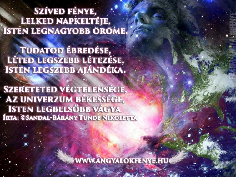 Photo of Angyali vers-üzenet: Szíved Fénye