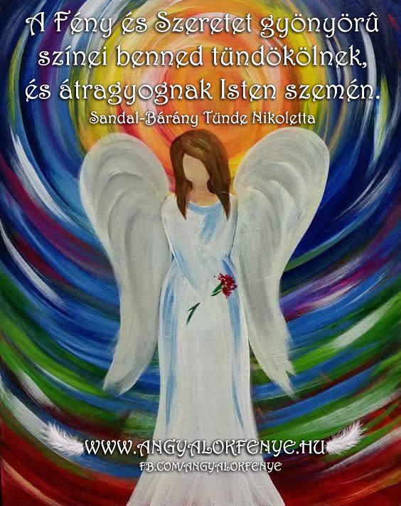 Angyali üzenet-A Fény és Szeretet színei