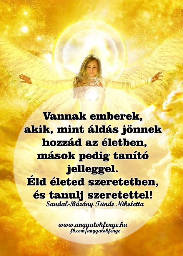 Photo of Angyali üzenet: Áldás és tanítás