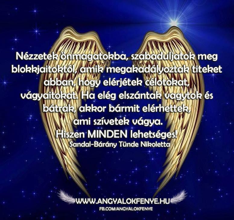 Photo of Angyali üzenet: Nézzetek önmagatokba