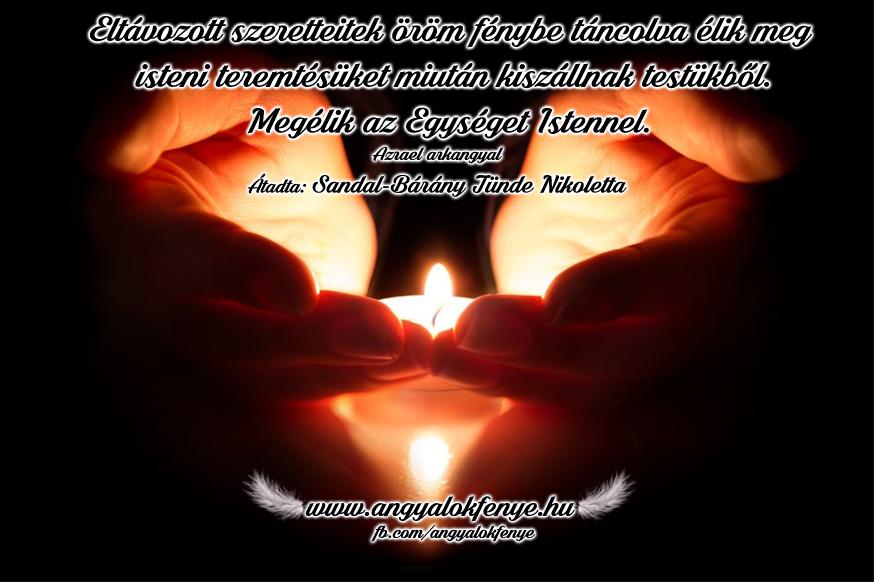 Photo of Azrael arkangyal üzenete: Öröm fénybe táncolva