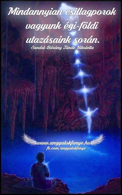 Photo of Angyali üzenet: Mindannyian csillagporok vagyunk