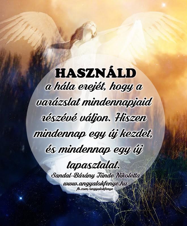 Photo of Angyali üzenet: Használd a hála erejét