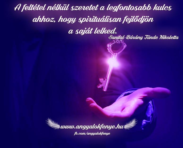 Photo of Angyali üzenet: A feltétel nélküli szeretet a legfontosabb kulcs