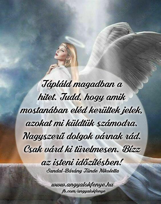Photo of Angyali üzenet: Bízz az isteni időzítésben