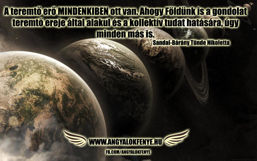 Photo of Angyali üzenet: A teremtő erő mindenkiben ott van
