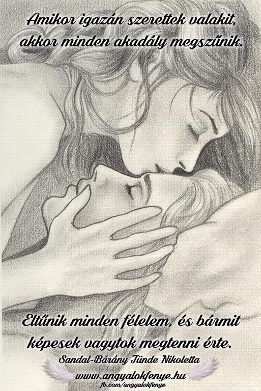 Photo of Angyali üzenet: Amikor igazán szerettek valakit