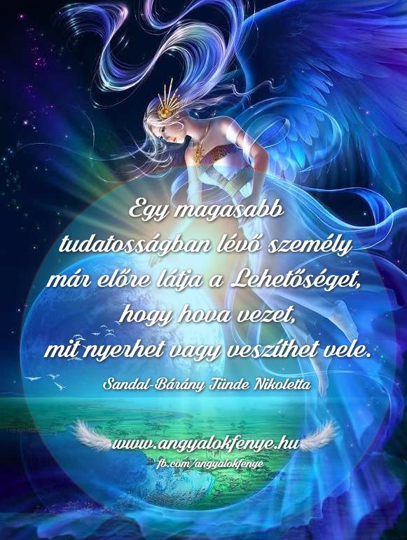 Photo of Angyali üzenet: Lásd előre a Lehetőséget