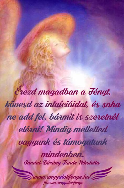 Photo of Angyali üzenet: Érezd magadban a Fényt