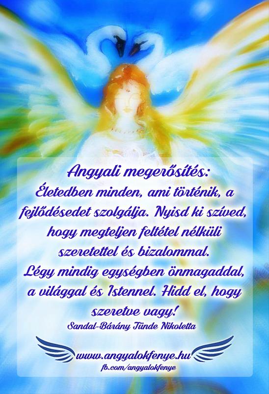 Photo of Angyali üzenet: Minden, ami történik, a fejlődésedet szolgálja