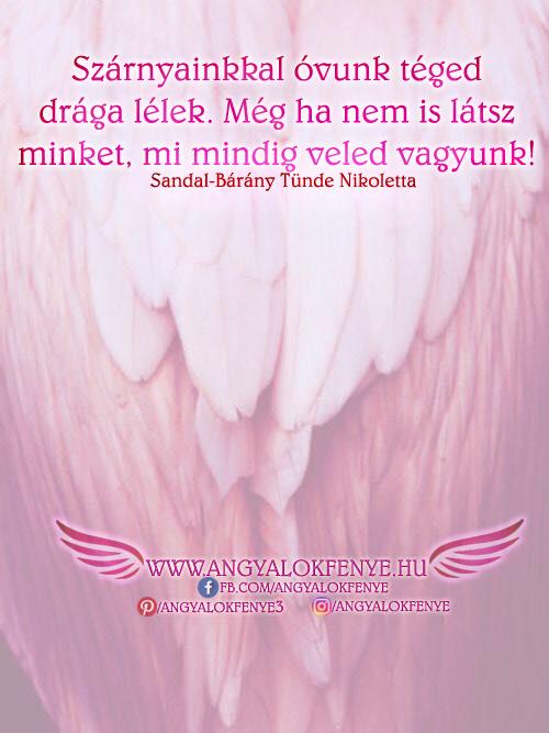 Photo of Angyali üzenet: Szárnyainkkal óvunk téged