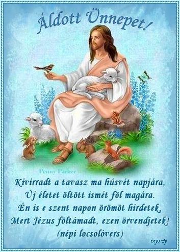 Photo of Áldott húsvéti ünnepeket!