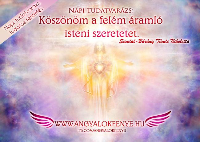 Photo of Tudatvarázs: Isteni szeretet