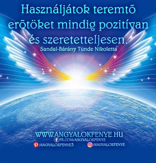 Photo of Angyali üzenet: Használjátok teremtő erőtöket
