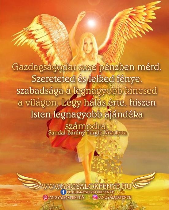 Photo of Angyali üzenet: Szereteted és lelked fénye a legnagyobb kincsed