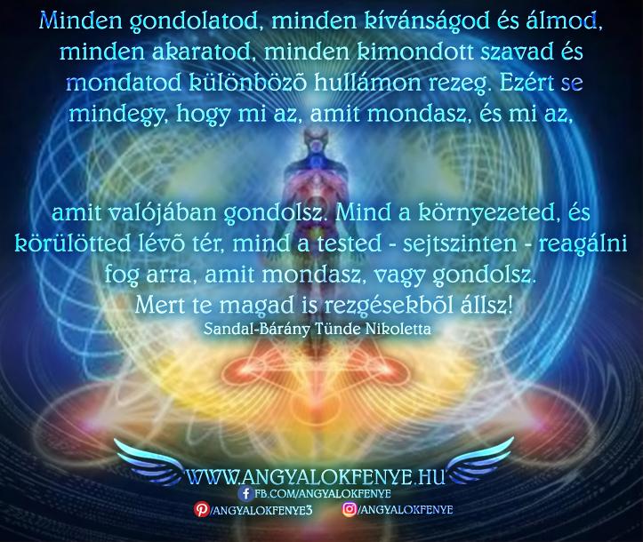 Photo of Angyali üzenet: Minden gondolatod különböző hullámon rezeg