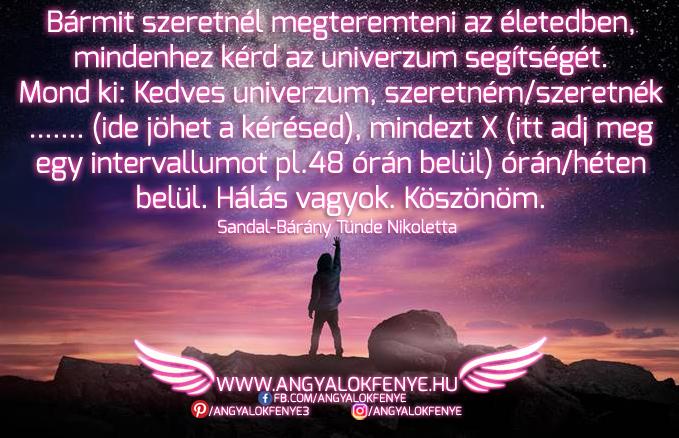 Photo of Angyali üzenet: Így teremts meg bármit az életedben