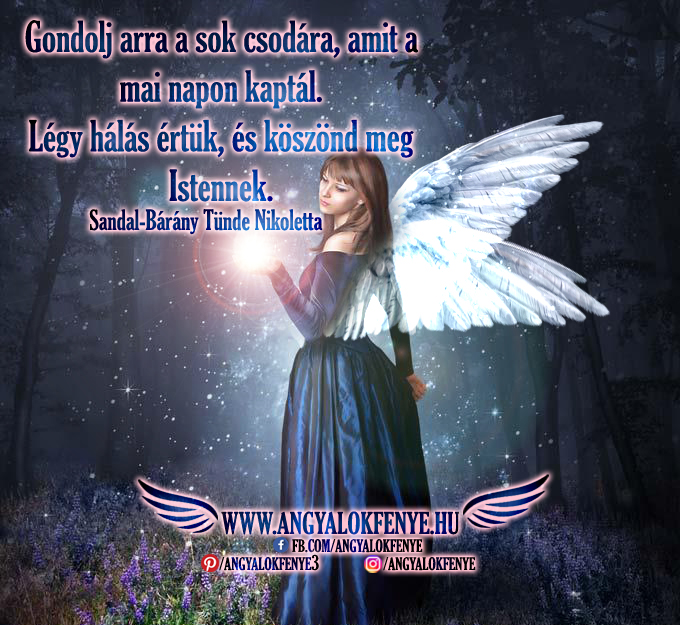 Photo of Angyali üzenet: Gondolj a sok csodára