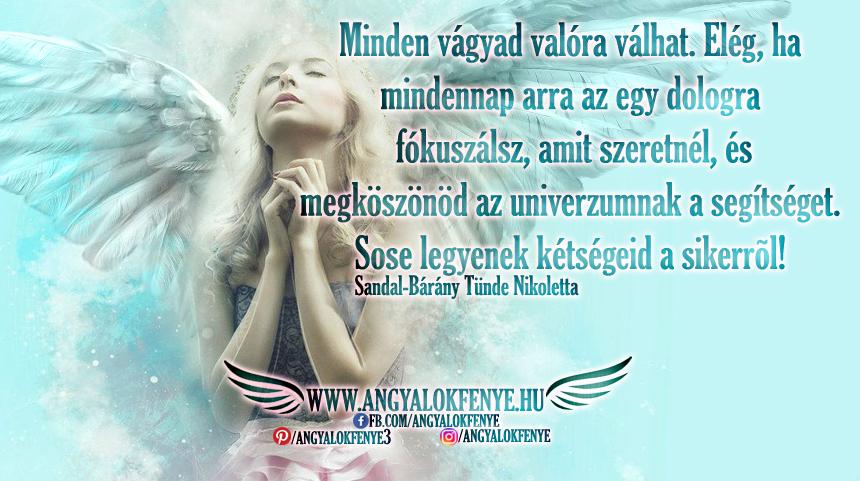 Photo of Angyali üzenet: Minden vágyad valóra válhat