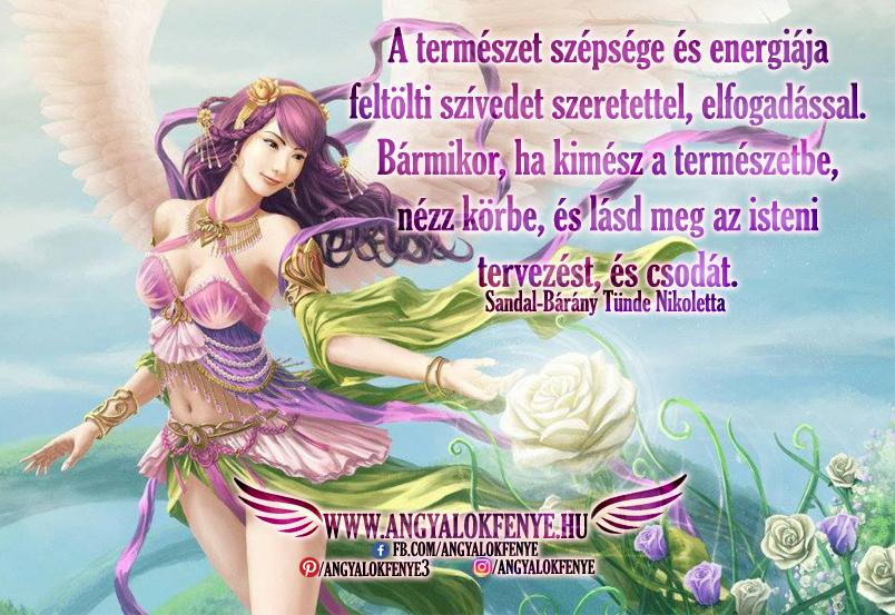 Photo of Angyali üzenet: A természet szépsége és energiája feltölti szívedet szeretettel
