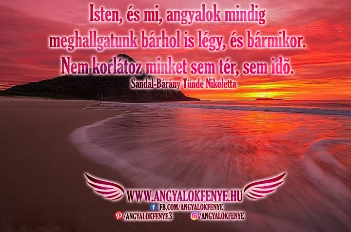 Photo of Angyali üzenet: Mindig meghallgatunk