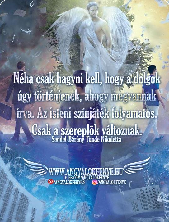 Photo of Angyali üzenet: Isteni színjáték